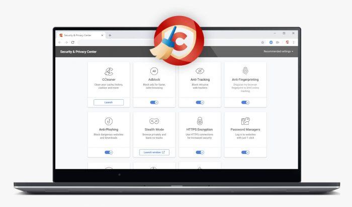 CCleaner : Δωρεάν βελτιστοποίηση Υπολογιστή, Προώθηση ιστοσελίδων SEO Marketer