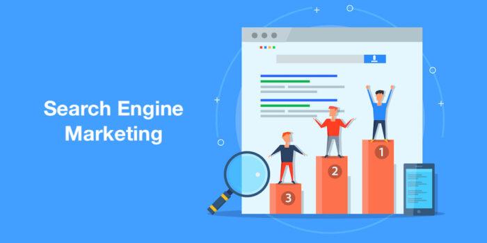 Τι είναι το SEM – Search Engine Marketing, Προώθηση ιστοσελίδων SEO Marketer