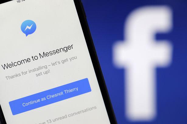 αποσυνδεση απο το facebook messenger