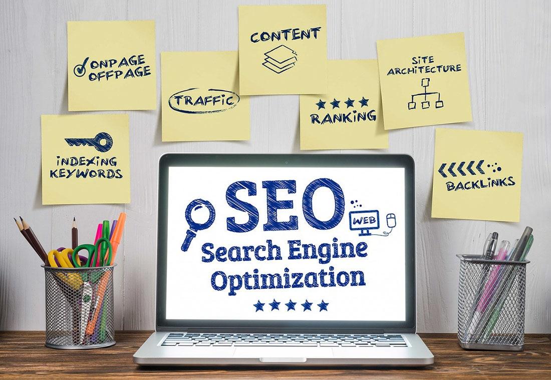 SEO 2020 – Τα πάντα για να μπείτε στη πρώτη σελίδα της Google, Προώθηση ιστοσελίδων SEO Marketer