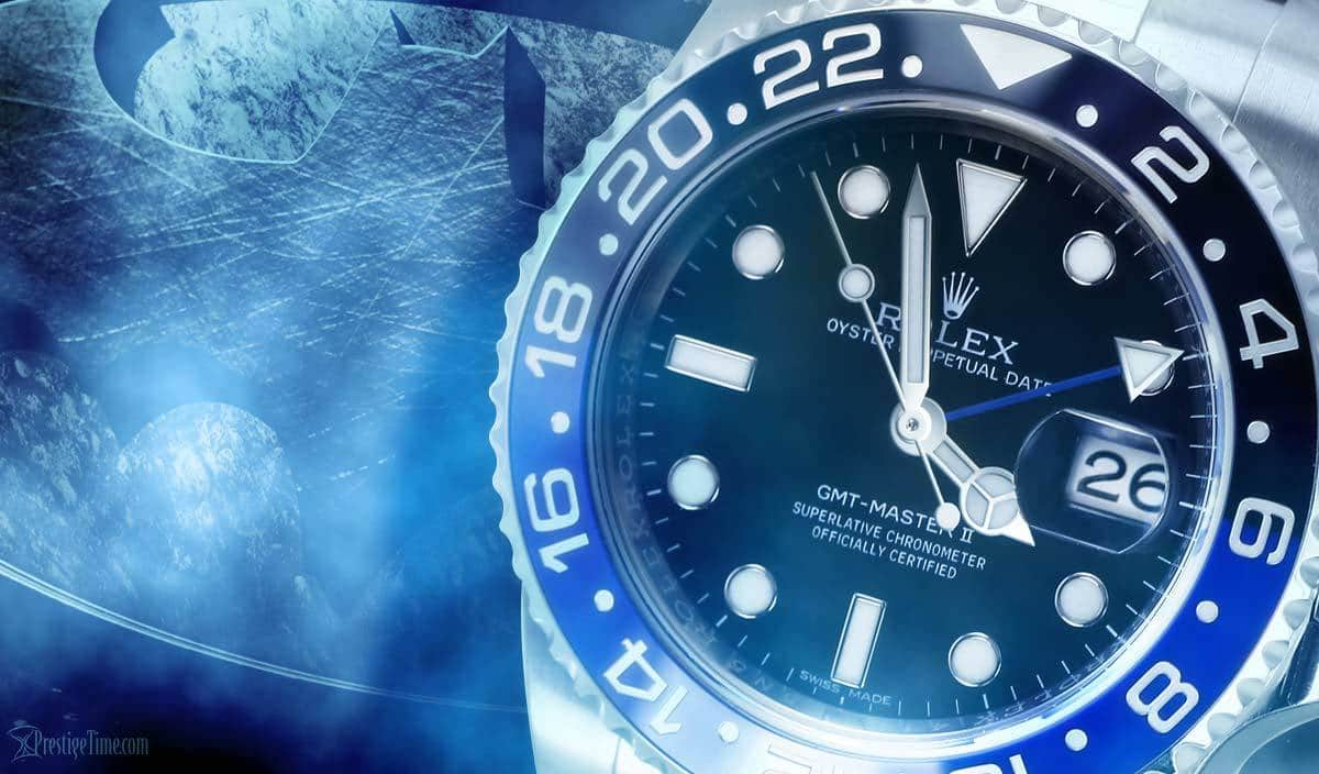 Batman Rolex GMT Master II 116710 BLNR Κριτική και ανάλυση, Προώθηση ιστοσελίδων SEO Marketer