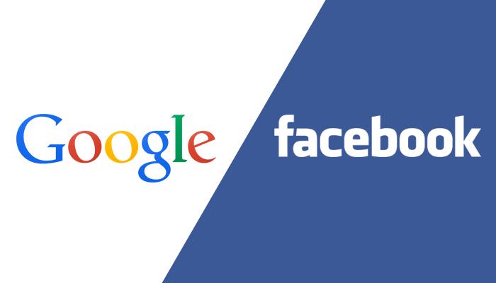 facebook διαφημισεις η google